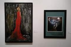 """The Waning Year"" Exhibit Design"