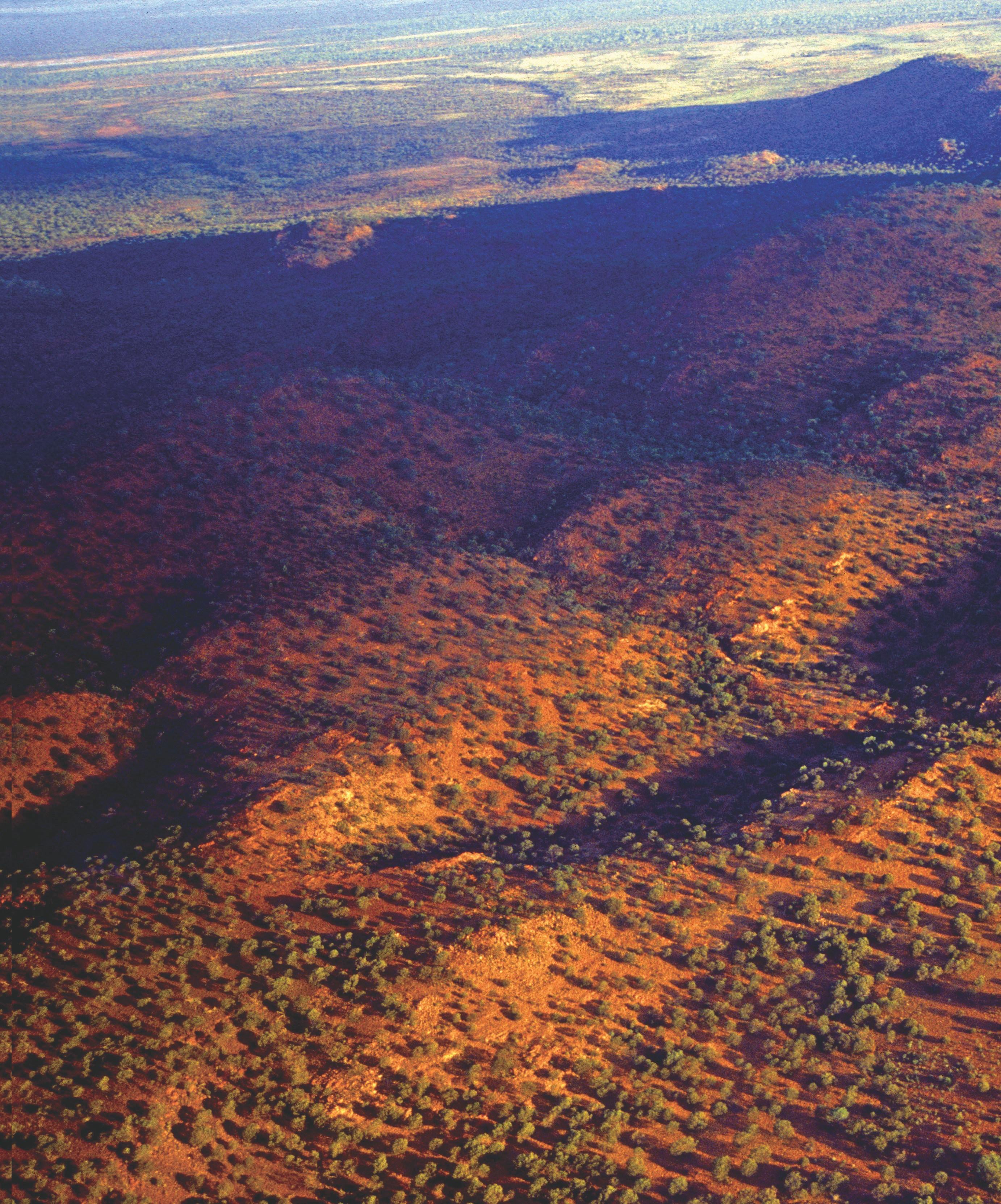 Mt. Narryer Australia (c) L. Sue Baugh