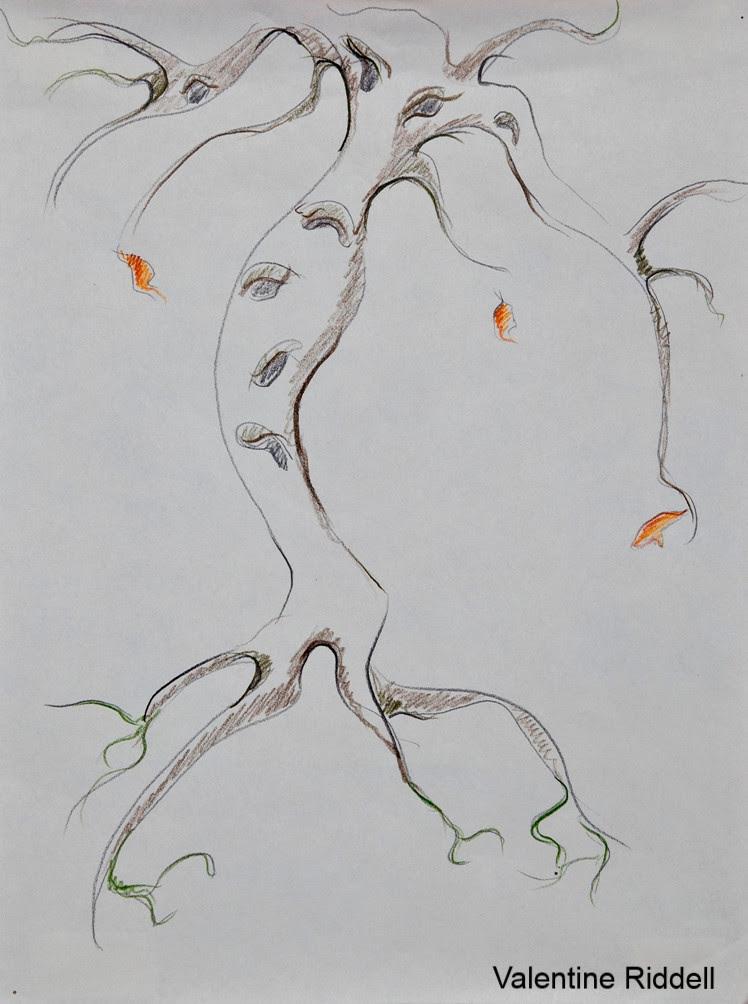 Tree (c) Valentine Riddeel