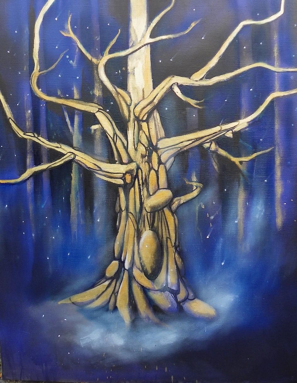 Gebka The Naked Tree