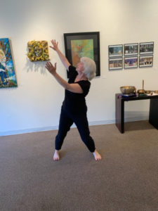 Joan Forest Mage Moving the Elements 50 years of dance